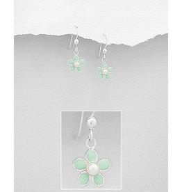 Sterling Sterling- Flower Drop