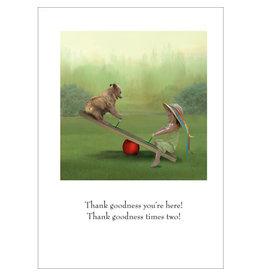 Sugarhouse/Bottman Card- Thank Goodness