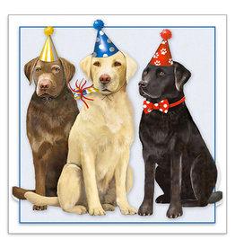 Sugarhouse/Bottman Enclosure Card- Birthday Dogs