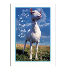 Sugarhouse/Bottman Card- Goat Herd