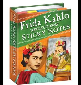The Unemployed Philosophers Guild Sticky Notes - Frida Reflections