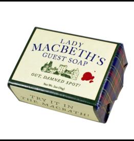 The Unemployed Philosophers Guild Lady Macbeth's Guest Soap