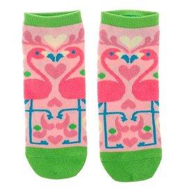 Karma Socks-Flamingo