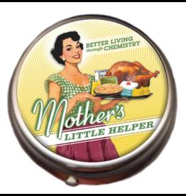 The Unemployed Philosophers Guild Pill Box - Mother's Little Helper