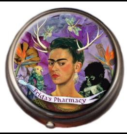 The Unemployed Philosophers Guild Pill Box - Frida's Pharmacy