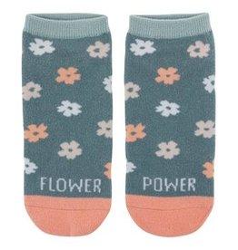 Karma Ankle Socks-Daisy