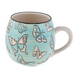 Karma Fiona Mug- Butterfly