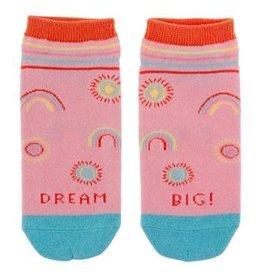 Karma Ankle Socks-Rainbow