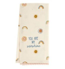 Karma LaceTea Towel-Rainbows