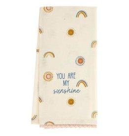 Karma Tea Towel-Rainbows
