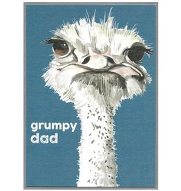 Cinnamon Aitch Card-Grumpy Dad