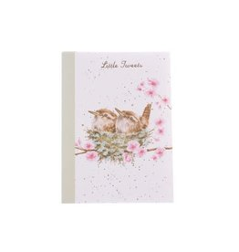 WRENDALE A6 Wren Notebook -Home Tweet Home