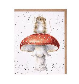 WRENDALE Card- He's A Fun--Gi