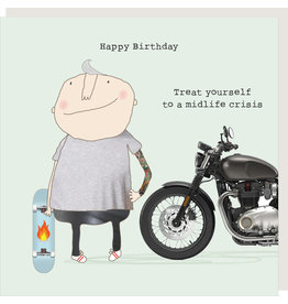 Rosie Made a Thing Card-Midlife Crisis