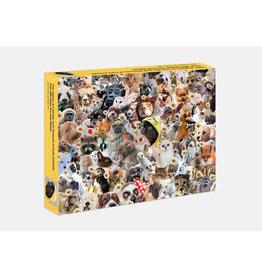 Penguin/Random House Cute Animals Jigsaw Puzzle