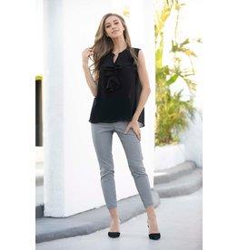 Fashion Village LTD. April- Checkered Ankle Pants