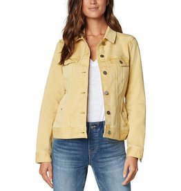 Liverpool Classic Jean Jacket-Gold Dust
