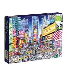 Galison Puzzle- Times Square