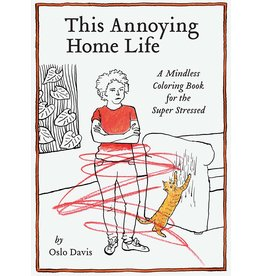 Raincoast Books This Annoying Home Life