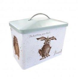 WRENDALE Bread Bin - Owl, Hare, Duck
