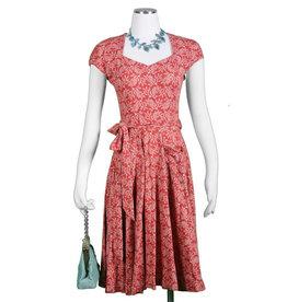Effie's Heart Hedy Dress Elm Print