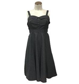 Envious Fashion Lucy Black Heart  Dress