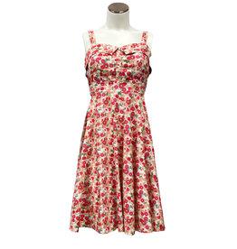 Envious Fashion Rita Floral Summer Dress