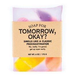 Whiskey River Soap Co. Soaps Tomorrow OK