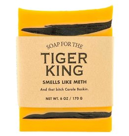 Whiskey River Soap Co. Soaps Tiger King