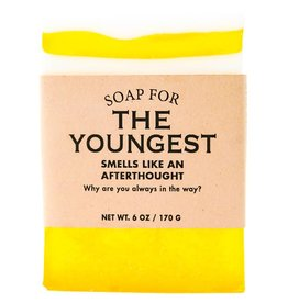 Whiskey River Soap Co. Soaps The Youngest