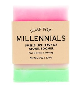 Whiskey River Soap Co. Soaps Millenials