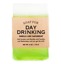 Whiskey River Soap Co. Soaps-Day Drinking