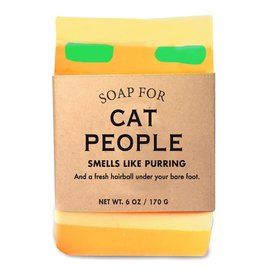 Whiskey River Soap Co. Soaps Cat People
