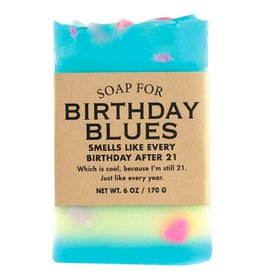 Whiskey River Soap Co. Soaps Birthday Blues