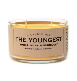 Whiskey River Soap Co. Candles The Youngest