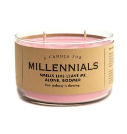 Whiskey River Soap Co. Candles Millenials