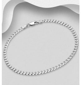 Sterling Italian Sterling Silver Bracelet