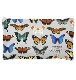 Buttefly Lumbar Pillow
