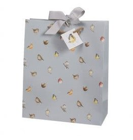WRENDALE Large Gift Bag-Bird