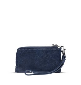 Pixie Mood Quinn Card Wallet-Vintage Blue