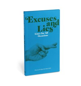 Knock Knock Lines For All Occasions- Excuses & Lies