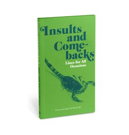Knock Knock Lines For All Occasions- Insults and Comebacks