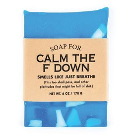 Whiskey River Soap Co. Soaps-Calm The F Down