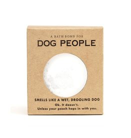 Whiskey River Soap Co. Bath Bomb-Dog People