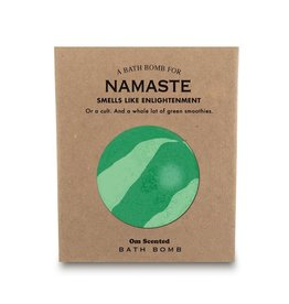 Whiskey River Soap Co. Bath Bomb-Namaste