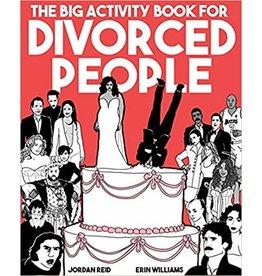 Penguin/Random House The Big Activity Book for Divorced