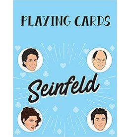 Penguin/Random House Playing Cards - Seinfield