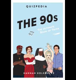 Penguin/Random House The 90s Ultimate Book Of Trivia