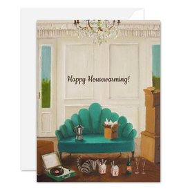 Janet Hill Studio Happy Housewarming Card