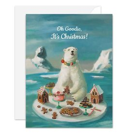 Janet Hill Studio Oh Goodie Christmas Card